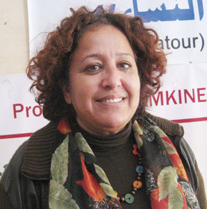 Saida Idrissi Amrani : «Le ministère de tutelle procédera à la mise en place d'un Observatoire national»