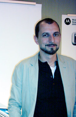 Trois questions à Ignacio Germade