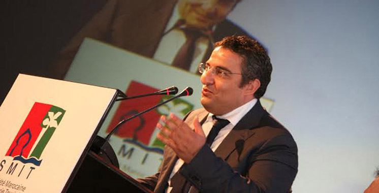 Imad Barrakad remporte à Abidjan le Prix des «Bâtisseurs de l'économie africaine»