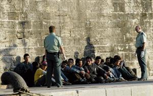 Plus de 5.400 immigrants clandestins interceptés en 2008