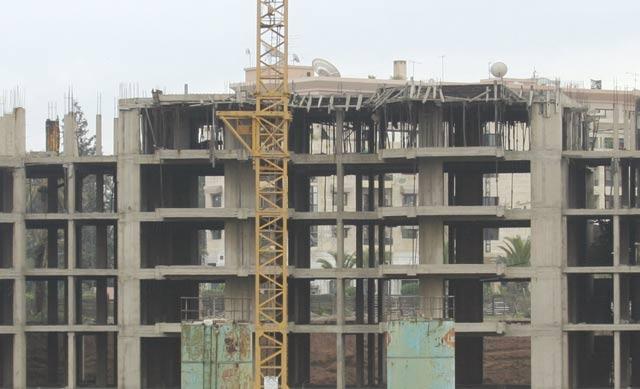 Recul de 1,60% des ventes du ciment en 2012 : Les promoteurs immobiliers baissent le rythme