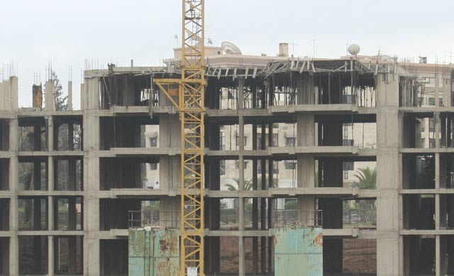 Assurance  obligatoire pour  les chantiers  de construction