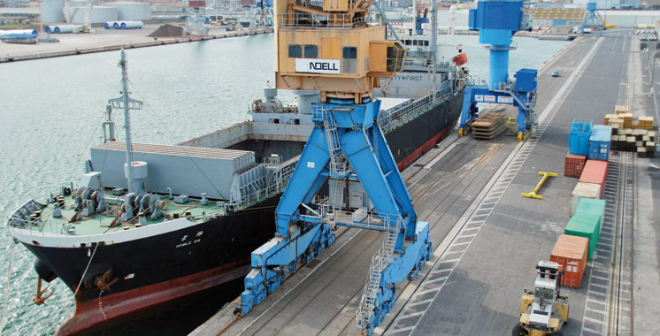 Import-export: Le taux de couverture gagne 8 points