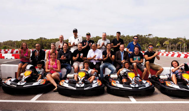 Inauguration : Mazagan Beach & Golf Resort a désormais son karting