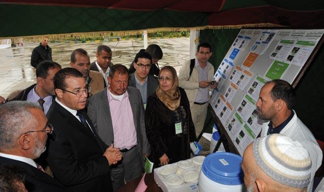 INDH à Fahs-Anjra : Soutien aux activités génératrices de revenus en milieu rural