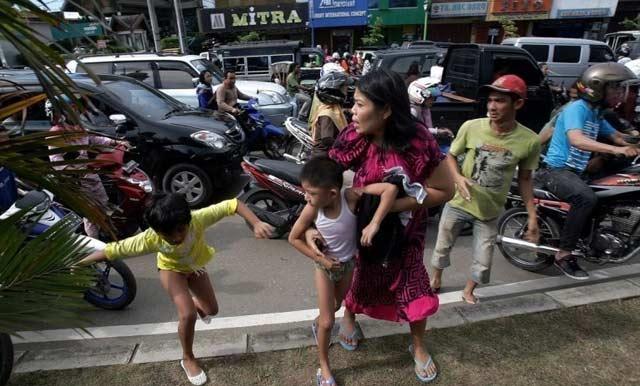 Indonésie: Séisme de magnitude 7 au large de la région de Papua