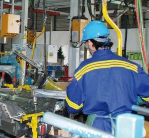 Hausse de 0,8% de l'indice des prix des industries manufacturières