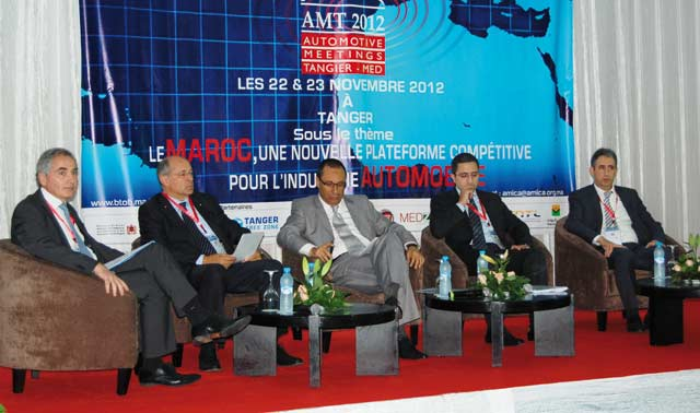 L industrie automobile au Maroc se densifie