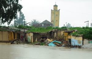 Suivi constant de la situation dans la région du Gharb