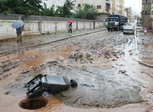 «Derb El Fayadan», le quartier des inondations à Casablanca