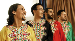 «Inouraz», des espoirs de la musique amazighe
