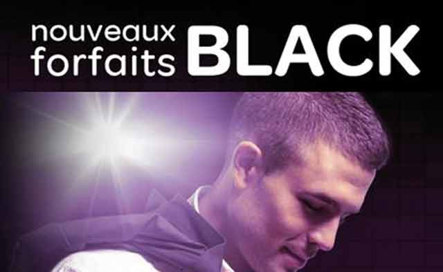 Inwi lance les forfaits Black