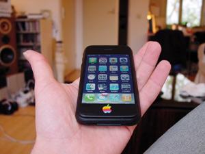 Du Linux sur l'iPhone, c'est possible