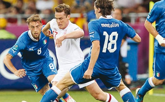 Euro 2012 : L Italie en demi-finale au bout du suspense