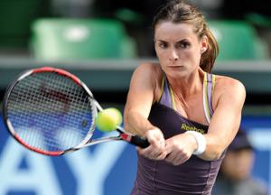 Iveta Benesova remporte le troisième titre de sa carrière
