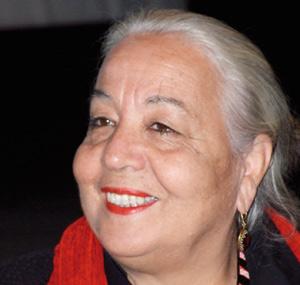 Izza Génini à l'honneur à la cinémathèque de Tanger