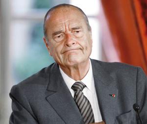 Chirac boude le 14 Juillet à cause de Bachar Al-Assad