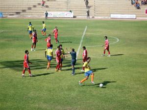 La Jeunesse sportive d'El Massira déclare forfait