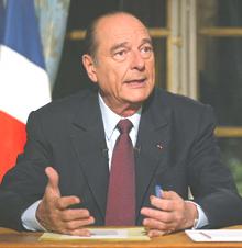 La France s'inquiète pour Chirac