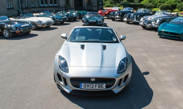 Jaguar : Hommage  à Coventry