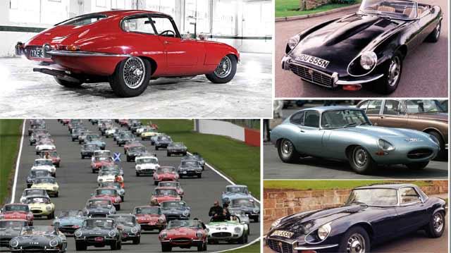 Il était une fois… Jaguar Type E : Le mythe automobile