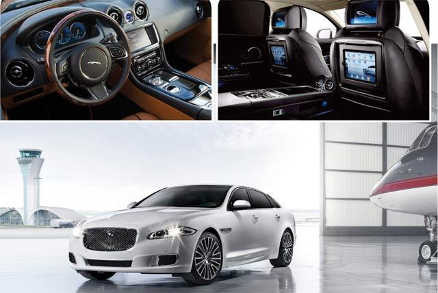 Jaguar XJ Ultimate : Le luxe ultime