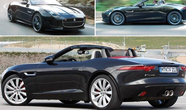 Jaguar F-Type: Et le V8 vrombit…
