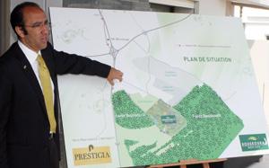 Bouskoura Golf City présente ses villas témoins