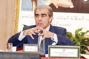 Abdellatif Jouahri critique l'augmentation du taux d'intérêt par les banques