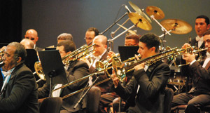 Orchestre Symphonique Royal : le Big Band s'attaque au jazz