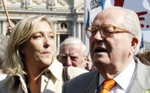 France : Jean-Marie et Marine Le Pen ressuscitent en force