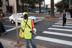 Les jeunes au service de la prévention routière