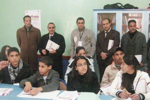 Beni Mellal : pour un développement intégré de la jeunesse