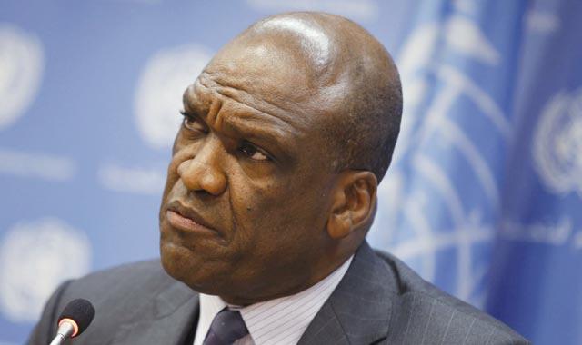 Le secrétaire général de l assemblée générale de l ONU en visite au Maroc