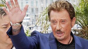 Johnny Hallyday hospitalisé à Los Angeles