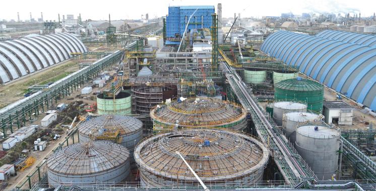 «Africa Fertilizer Complex» produira 1 million de tonnes d'engrais par an: OCP ouvre une nouvelle usine