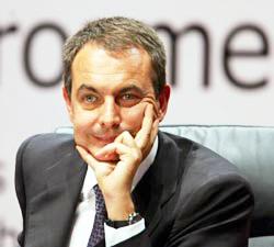 Zapatero se félicite du rôle du Maroc