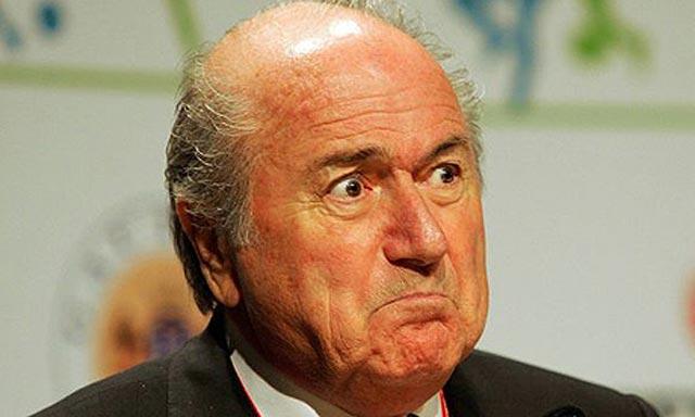 Le retard dans les préparatifs du mondial 2014 inquiete Joseph Blatter