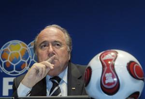 Blatter met l'expertise de la FIFA à la disposition de la Fédération marocaine