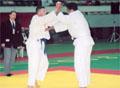 Les judokas juniors à Ouagadougou