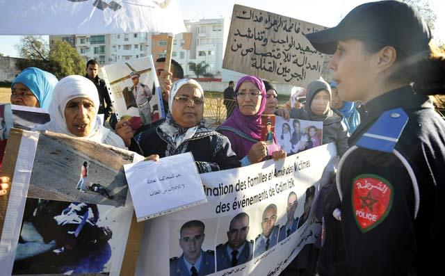 Affaire Gdeim Izik: Fin des auditions des accusés