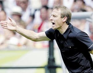 «Klinsmann doit rester»