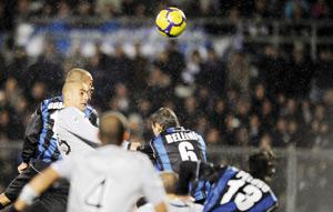 La Juventus se rapproche de l'Inter