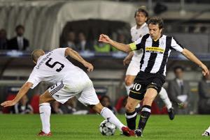 La Juventus bat le Real et sort de la crise