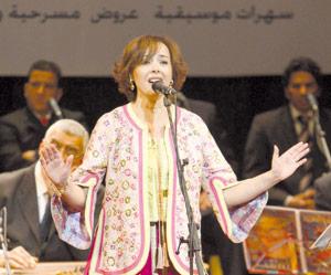 Karima Skalli : «Je suis vraiment moi-même sur scène»