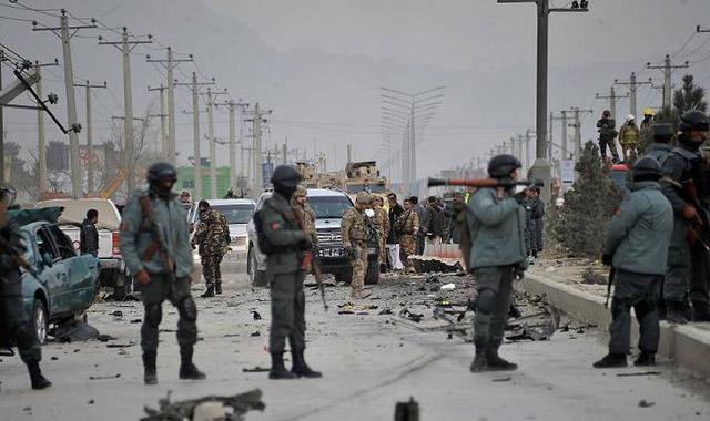 Afghanistan: Les services secrets étrangers accusés d'être «derrière» l'attaque de vendredi