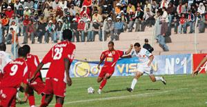 Le Hassania s'incline face au Kawkab