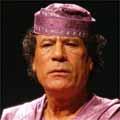 Des milliards pour réhabiliter Kadhafi