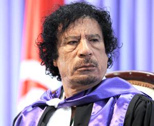 La FMEJ dénonce les revendications «surréalistes» du Colonel Kadhafi