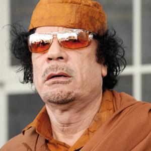 Kadhafi se rendra pour la première fois aux états-Unis